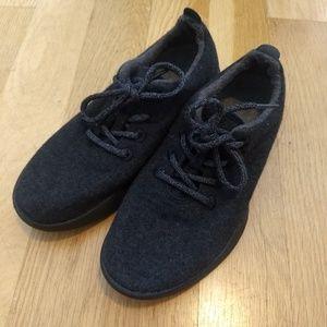 Dark Gray Allbirds Wool Runners